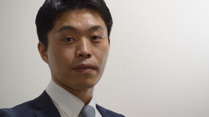 コンサルタント  西郷 智史 Satoshi Saigo